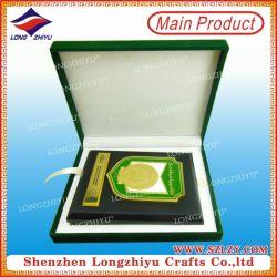 High Quality Box Packing Velvet Box for Medals