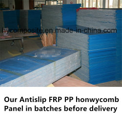 FRP Polyester Enhanced Compound Honeycomb Panels