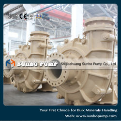 China Factory High Performance Slurry Centrifugal Pumps Zgb Type