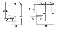 Automatic Carton Box Flexo Folder Gluer machine