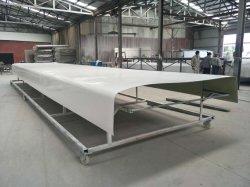 Rtm Fiberglass FRP GRP Composite Long Coach Cover