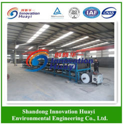 Vacuum Belt Filter Ceramic Machining Slurry Treatment Equipment with ISO9001