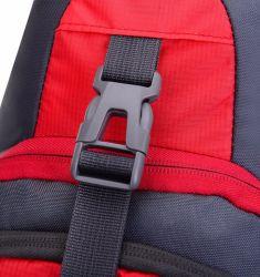 Custom Red Nylon Travel Sports Shoulder Lady Waist Bag