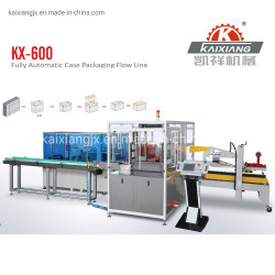 Automatic Carton Box Packaging Production Line