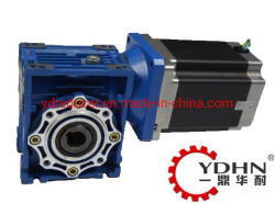 Factory Wholesale Ydnmrv Series Worm Gearbox with Square Flange Match Motor