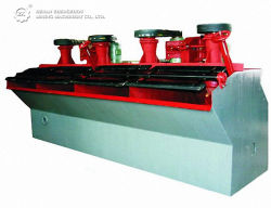 Copper Ore Floatation Equipment of Ore-Dressing Plant Floatation