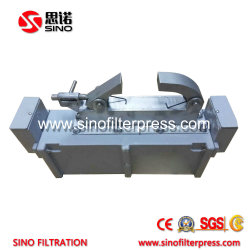 Xay Hydraulic Automatic PP Chamber Filter Press for Concrete Slurry