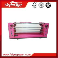 Automatic Sublimation Calender Heat Transfer Printing Machine for Sportwear 480*1700mm