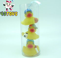 Hot Sell Safe Baby Toys Rubber Bath Duck