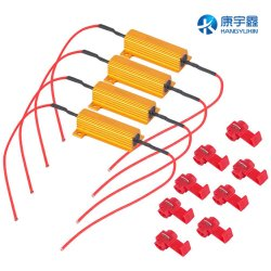 Best Seller 25W 10ohm Flash Speed LED Taillight LED Load Resistor