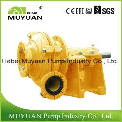 Single Stage Sludge Handling Mineral Processing Sewage Slurry Pump