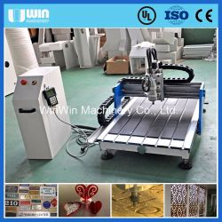 China High-Quality Comppetitive Desktop CNC