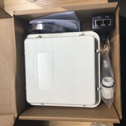 New CPE with One Wan/LAN Ethernet Port