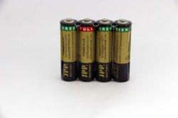 1.5V R6p AA Size Carbon Zinc Battery Heavy Duty Battery