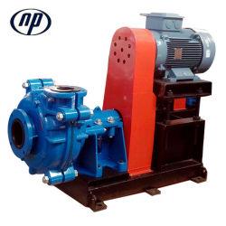 High Temperature Resistant S42 Rubber Liner Slurry Pump