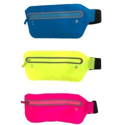 Outdoor Waterproof Hiking Cycling Running Belt Waist Bag Sport Fanny Pack with Water Bottle Holder