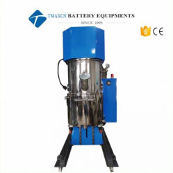 Large 200L Width Double Planetary Vacuum Mixer for Lithium Battery Slurry Film