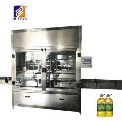 Automatic Vegetable Oil Filling Machine /Landry Detergent Filling Machine