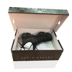 Custom Logo Luxury Brand Air Basketball Sport Shoe Packaging Recycled Cardboard Shipping Paper Box
