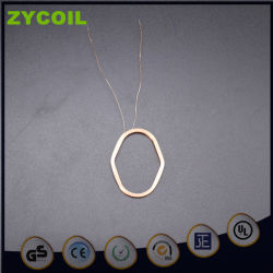 Customized Air Inductive Coil with Enamelled Copper Wire