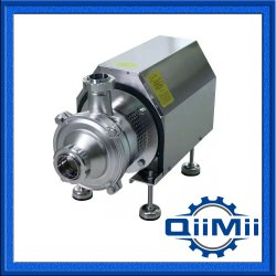 Stainless Steel Sanitary Self Priming Centrifugal Pump for Wine Industry