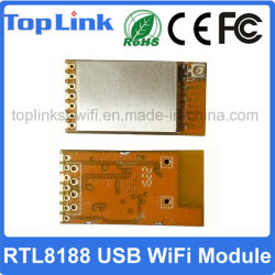 Hot Selling Realtek Rtl8188eus Mini 150Mbps Embedded USB Wireless WiFi Network Card for IP Camera