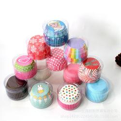 disposable food packaging supplies cupcake packaging(pet packaging)