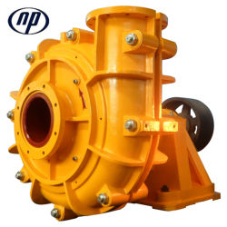 10/8FF-Ah Sludge Transfer and Sludge Feed Slurry Pump