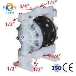 High Suction Lift Pneumatic Diaphragm Mini Slurry Pump