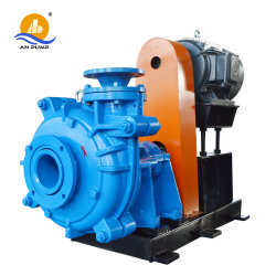 Mining and Mineral Grease Lubrication Am (R) Horizontal Slurry Pump