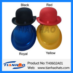 6c2cf8db6be80 Christmas Party Polyester Felt Top Hat for Promotion