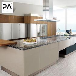 Wholesale Price China Manufacture High End Knock Down Design High Gloss Finish Modern Modular Kitchen Cabinets