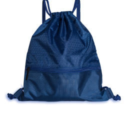 Stock Large Capacity Badminton Football Sports Drawstring Bag, Popular Outdoor Waterproof Basketball Gym Backpack, Travelling Camping Backpack Bag