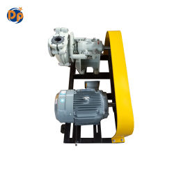 High Pressure Slurry Pump for Waste Water Treatment Plant