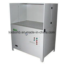 Loobo Factory Price Dust Collector Downdraft Table with PTFE Filters