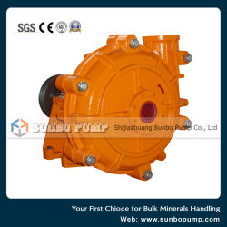 Horizontal Single Stage Centrifugal Mining Slurry Pump HS Type
