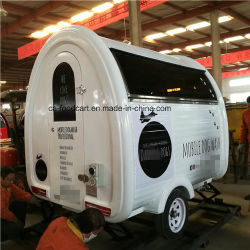 New Product Pet Washing Catering Trailer