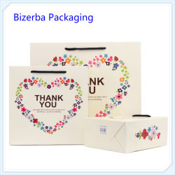 Customized Printed Paper Gift Bag