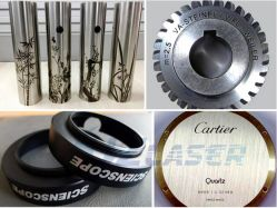 10W 20W 30W Fiber Laser Marking Machine/Metal/Stainless Steel Fiber Marker Qr Code Vin Code