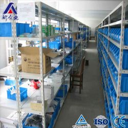 Light Duty Bolted Slotted Angle Shelving for Small Box