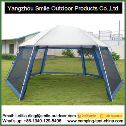 Construction Bangkok Patio Custom Made Hexagon Pavilion Tent