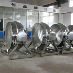 Industrial Stainless Steel Steam Cooking Equipment for Food
