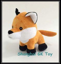 Animal Cartoon Toy Customize Plush Fox