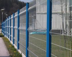 China Pvc Coated Metal Wire Mesh Fence, Pvc Coated Metal Wire Mesh ...