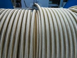 High Quality Steel Wire Braid Hydraulic Hose of Top 10 China Manufacturer