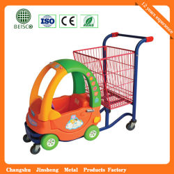 Wholesale Metal Shopping Trolley Price (JS-TPT01)