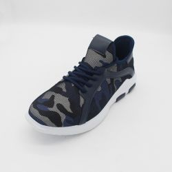 Wholesale Navy Running Shoes, Jogging Shoes, Sports Shoes for Men
