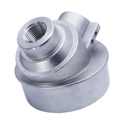 Qingdao Foundry OEM Customized High Precision Stainless Steel Casting Parts