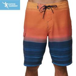88b23a1b748de OEM 100 Polyester Sublimation Beach Swim Shorts Men Swimwear Wholesale