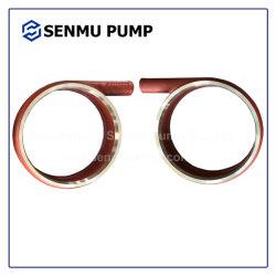 Industrial Centrifugal Slurry Pump Wet Parts